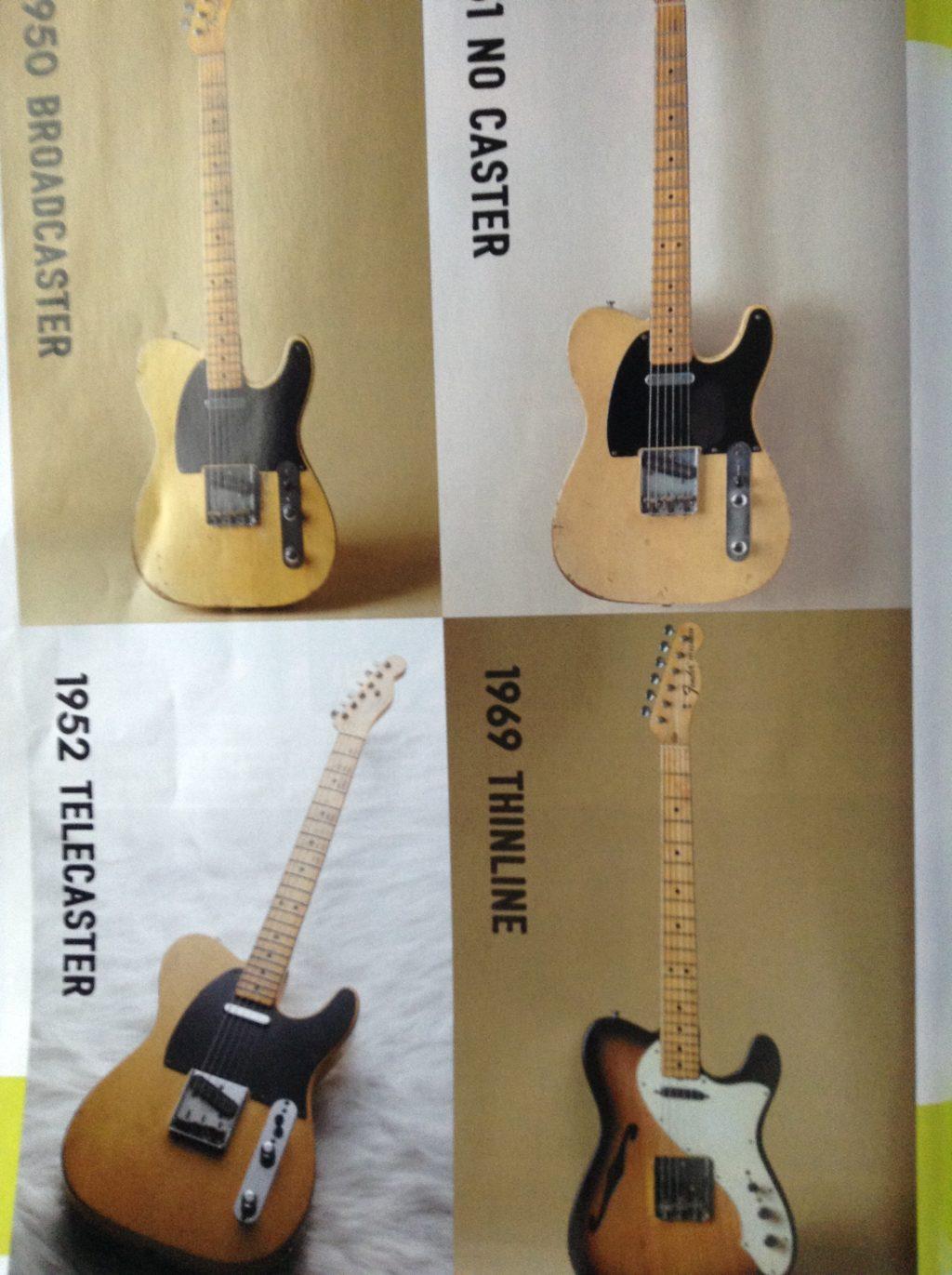 フェンダーギター