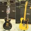 ギターの2大ブランド、ギブソンとフェンダーの特徴と違い!